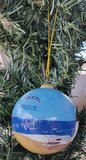 Kerstbal Molen (glas)_