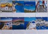 Kalender 2021 Greece Islands_