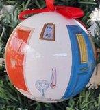 Kerstbal (Plastic)_