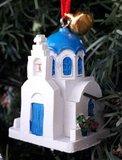 Kerstdecoratie Kerkje_