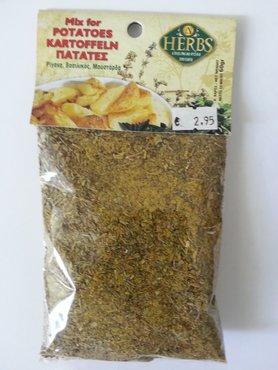 Mix voor Aardappelen