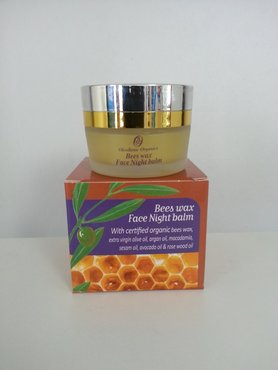 Cosmoliva Bees wax Face Night balm