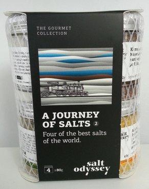 Odyssey Kadodoos A Journey Of Salts 2