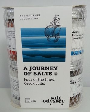 Odyssey Kadodoos A Journey Of Salts 1