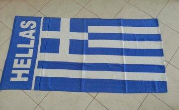 Strandhanddoek Griekse Vlag