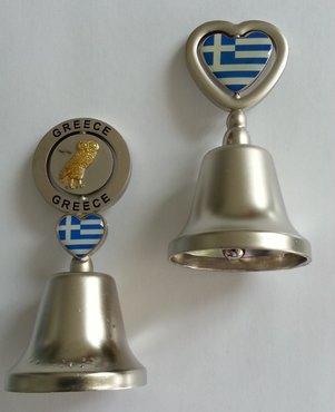 Tafelbelletje Greece of Greece/Uil