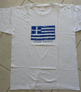 T-shirt Griekse Vlag