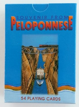 Playing Cards Peloponnesos