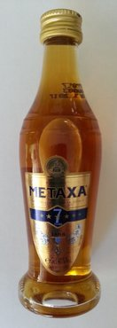 Metaxa 7* (50 ml.)
