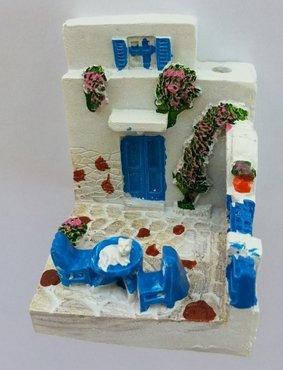 Miniatur Griechisches Haus