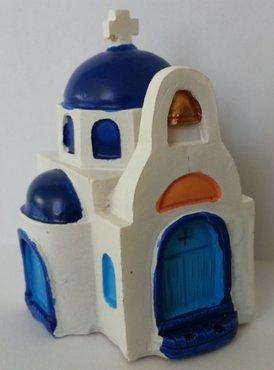 Miniatur Griechische Kirche
