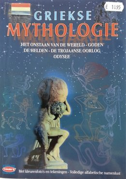 Boek Griekse Mythologie