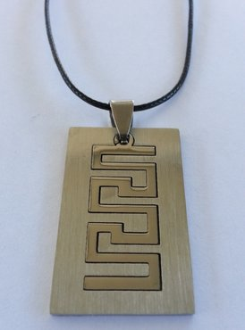 Necklace Meandros