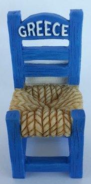 Miniatur Griechischer Stuhl