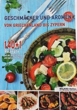 Kookboek Geschmäcker und Aromen