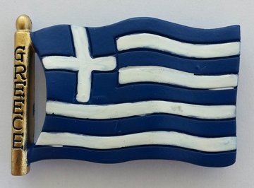 Magneet Griekse Vlag