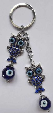 Key Ring Owl