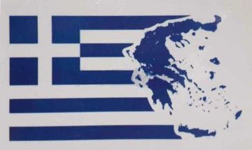 Sticker Greece