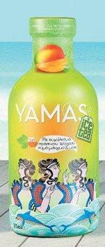 Yamas Ice Tea Honing Met Mango