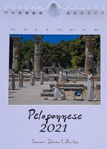 Kalender 2021 Peloponnesos Medium