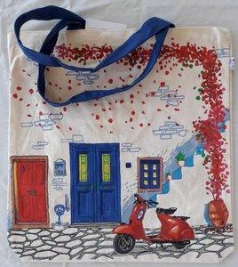 Tas Blauwe Deur