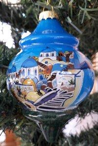 Kerstbal (Glas)