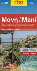 Landkaart Mani