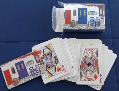 Luxe speelkaarten Taverne-set