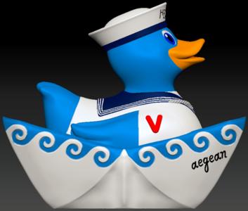 Griekse Eend Sailor