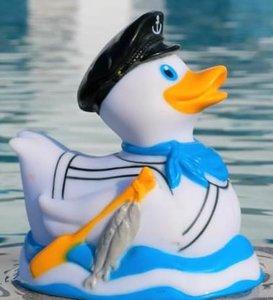 Griekse Eend Captain