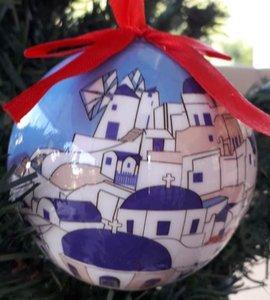 Kerstbal (Plastic)
