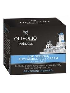 Olivolio Anti Rimpel Gezichts Crème 50 ml.