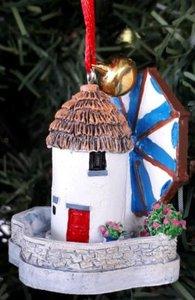 Kerstdecoratie Molen