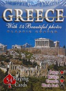 Speelkaarten Greece