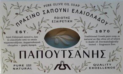 ΠΑΠΟΥΤΣΑΝΗΣ Olijfzeep