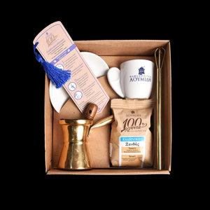 Λουμίδη koffie-kit