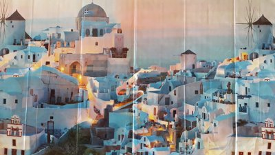Tablecloth Greece