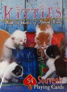 Speelkaarten Kitties Of Greece
