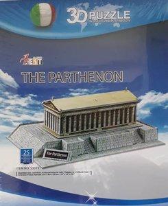 3D-Puzzle Parthenon