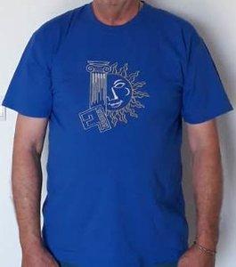 T-shirt Sonne/Kolonne