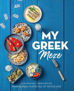 "Kookboek ""My Greek Meze"""