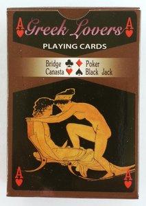 Spielkarten Greek Lovers