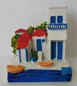 Miniatuur Grieks Huis