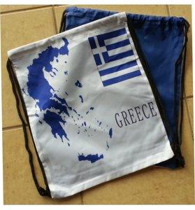 Rugzakje Griekse Vlag