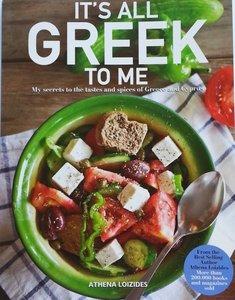 Kookboek It's All Greek To Me