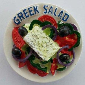 Magnet Greek Salad