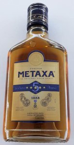 Metaxa Heupfles (200 ml.)